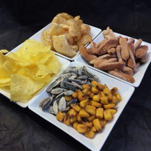 Nos snacks salés